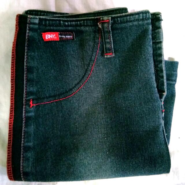 BNY Maong Skirt