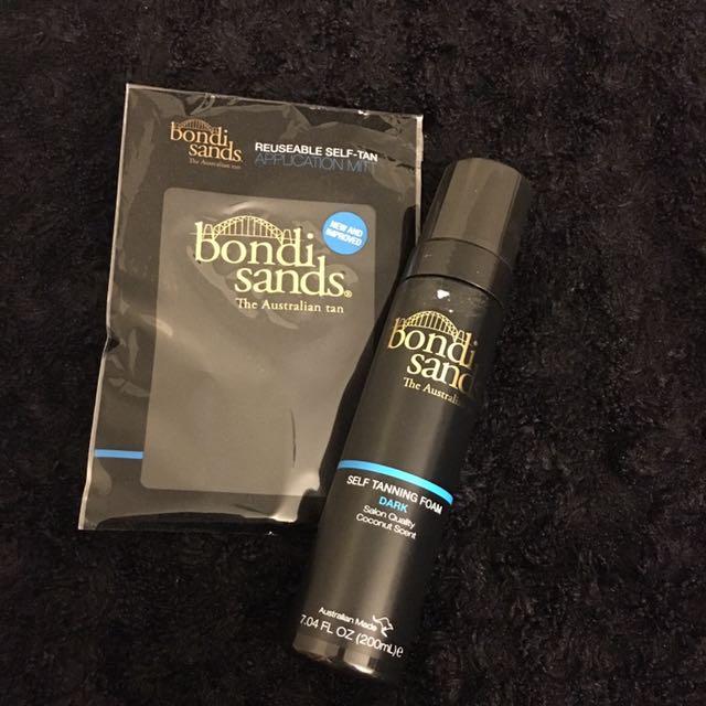 BONDI SANDS DARK FOAM