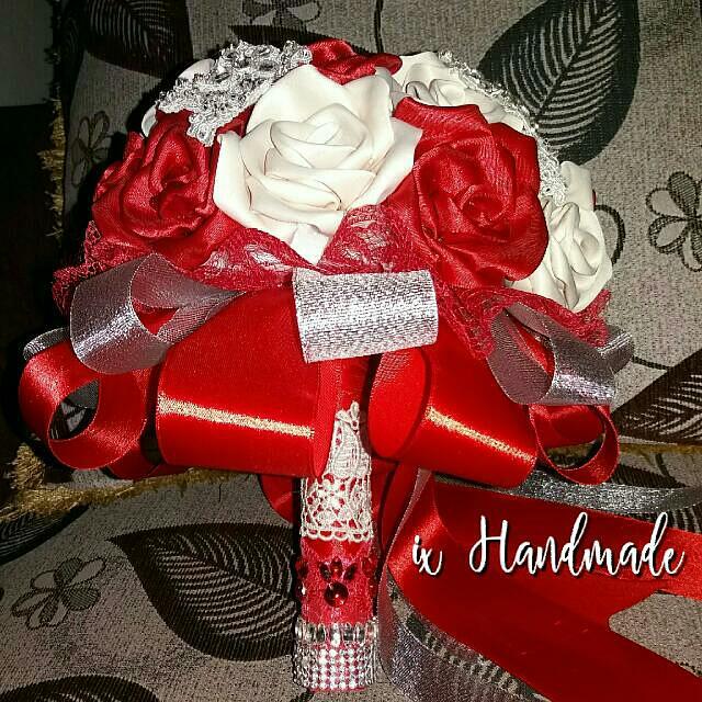 Bridal Handbouquet #promo
