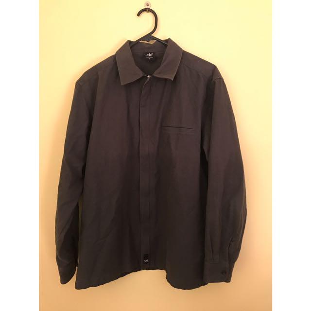 Calvin Klein Men's Jacket (L/XL)