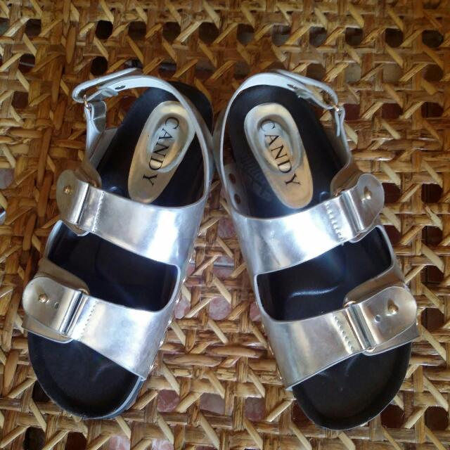 Authentic Candy Sandals