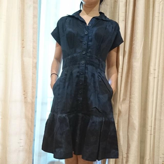 Classis Cotton Dress