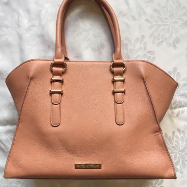 Colette Peach Handbag