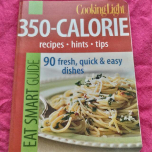 Cooking Light 350 Calories