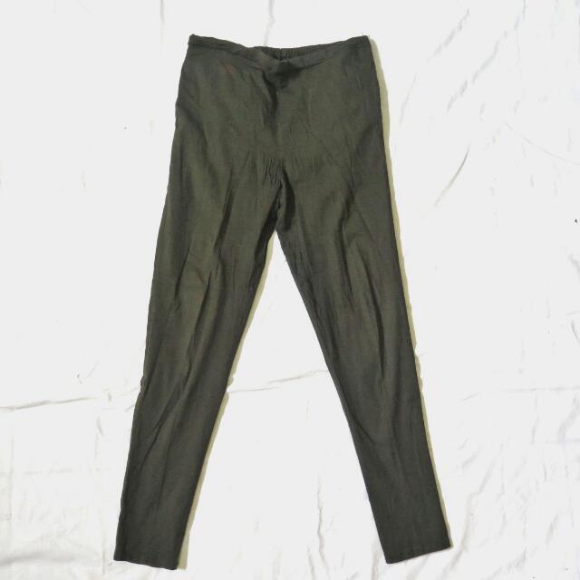 Cotton Pants Army