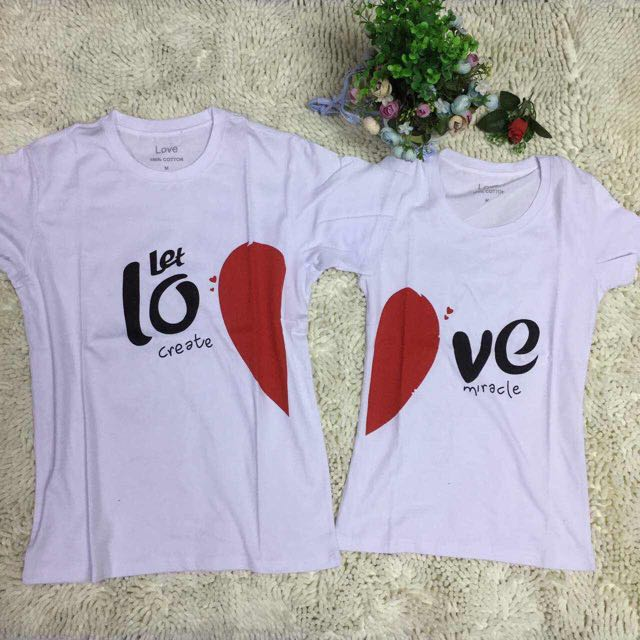 couple tshirt for best couple