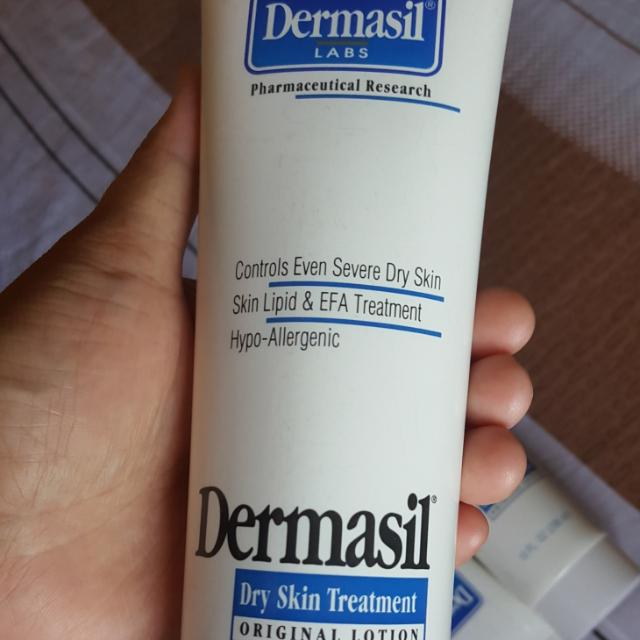 Dermasil Lotion From US