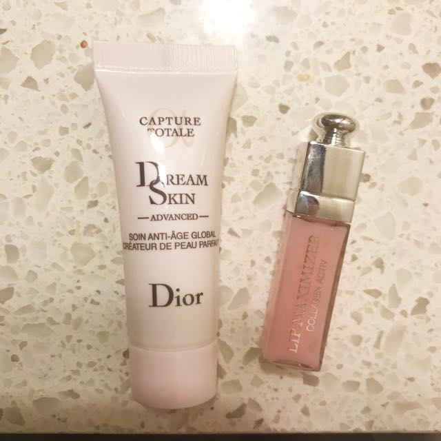 Dior Sample Size Items