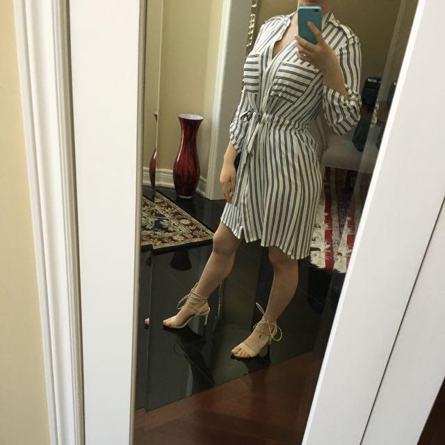Dynamite Striped Dress