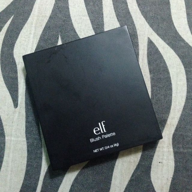 ELF Powder Blush Palette (Light)