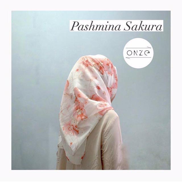 NEW Floral Pashmina Katun Silky