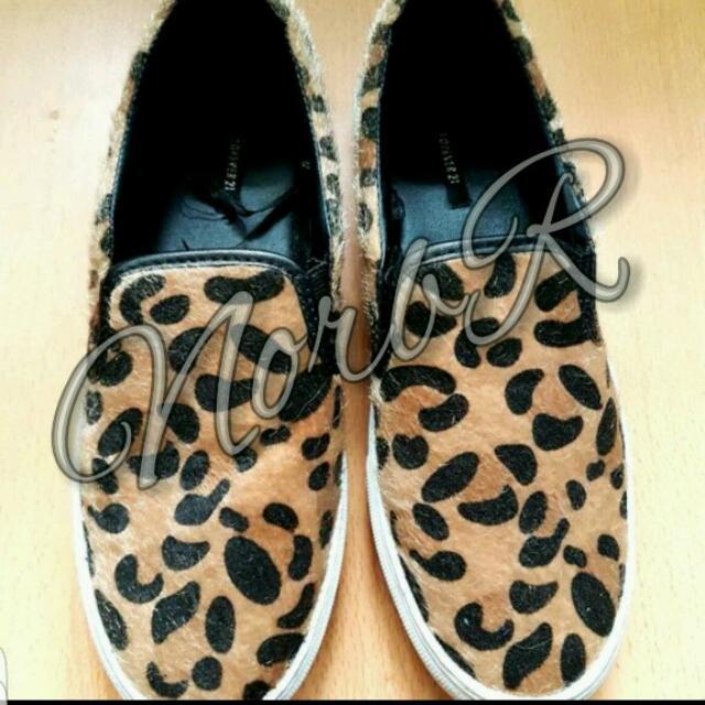 Forever 21 Slip On Shoes