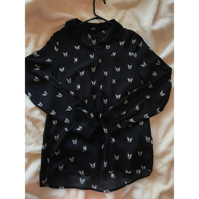 Frenchie Shirt