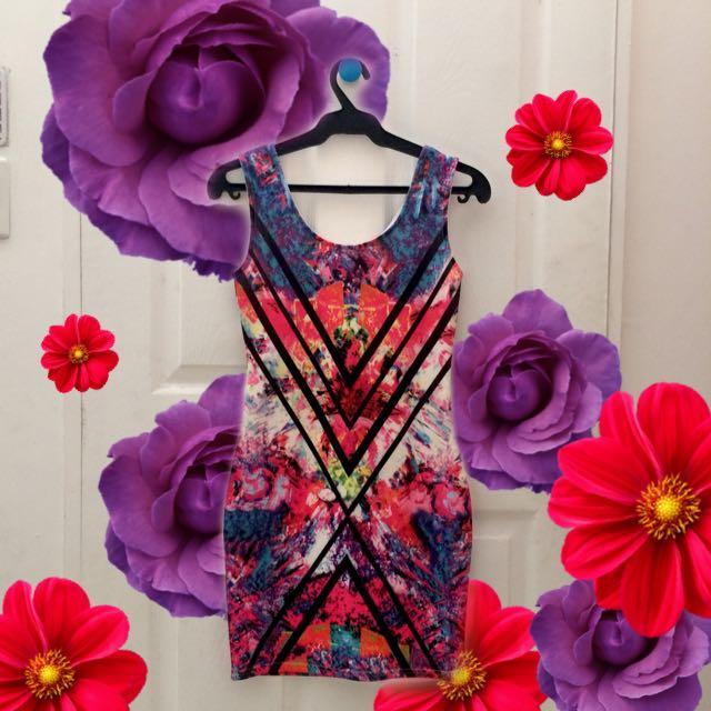 GTWFab Bodycon Dress