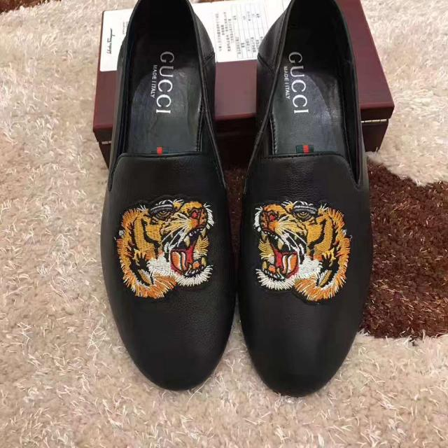 gucci tiger loafers cheap online shopping