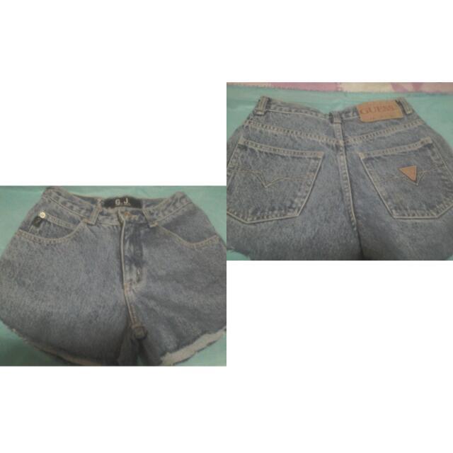 Guess Hw Short