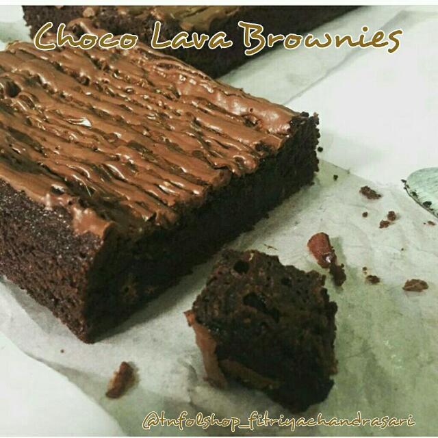 Halalicious Brownies Choco Lava