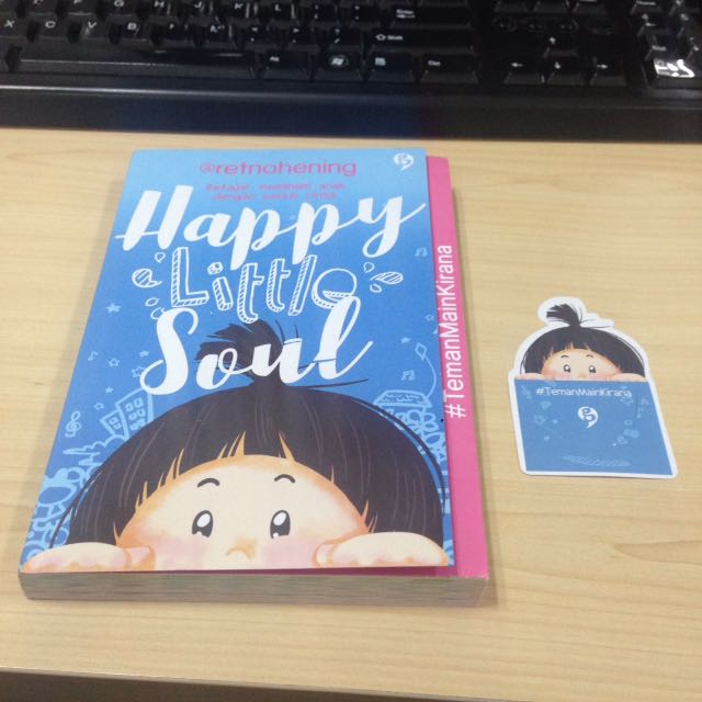 Happy Little Soul by @retnohening