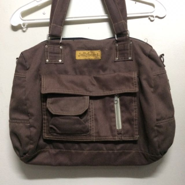 Heart String Shoulder Bag