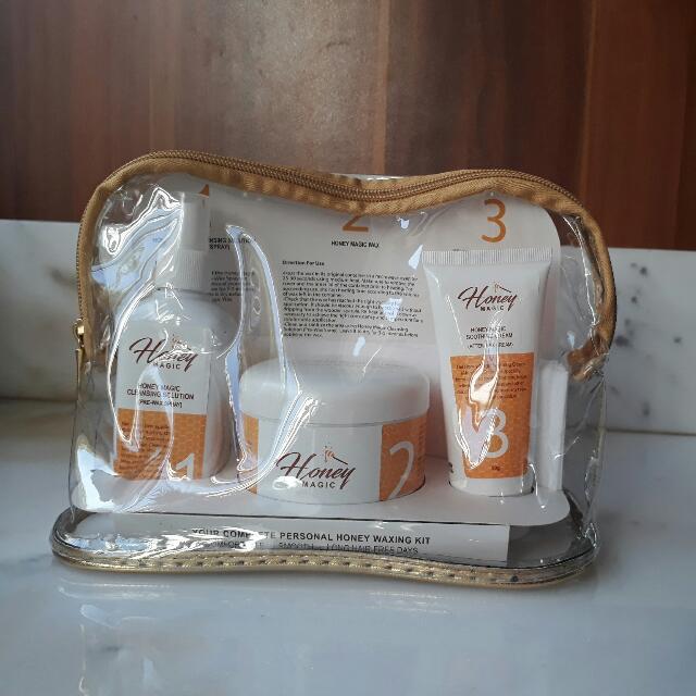 Honey Magic Wax Hair Removal Kit