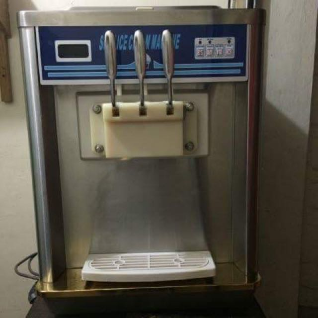 Ice Cream machine for ONLY 56,000