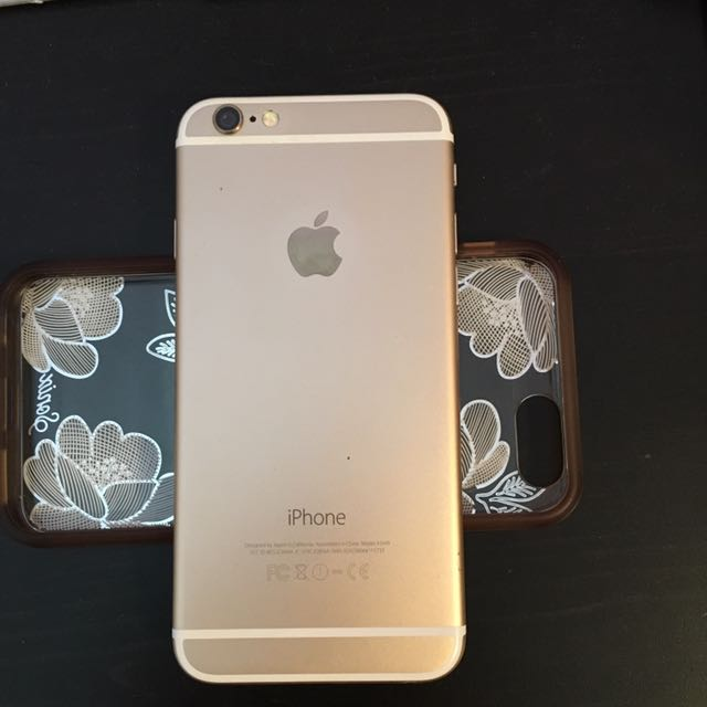 iPhone 6 Gold 32G