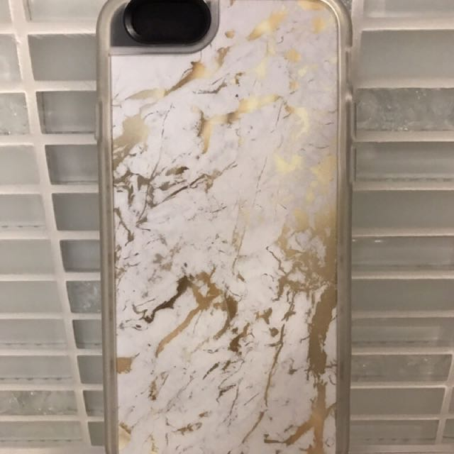 iPhone 6 White Gold Case