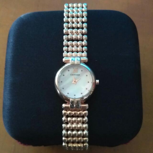 Jam Tangan Wanita Cartier