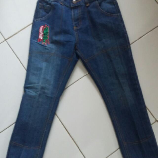 Jeans Hotwheels