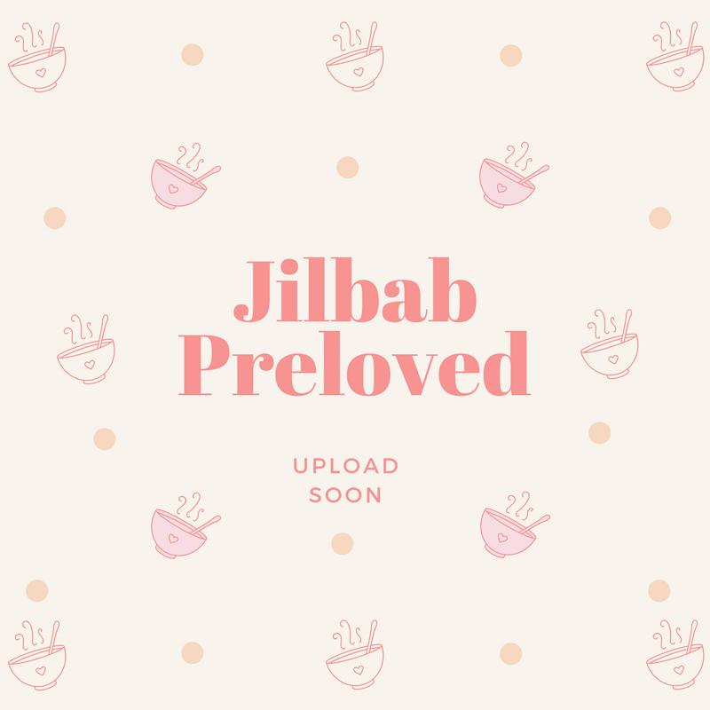 Jilbab Preloved