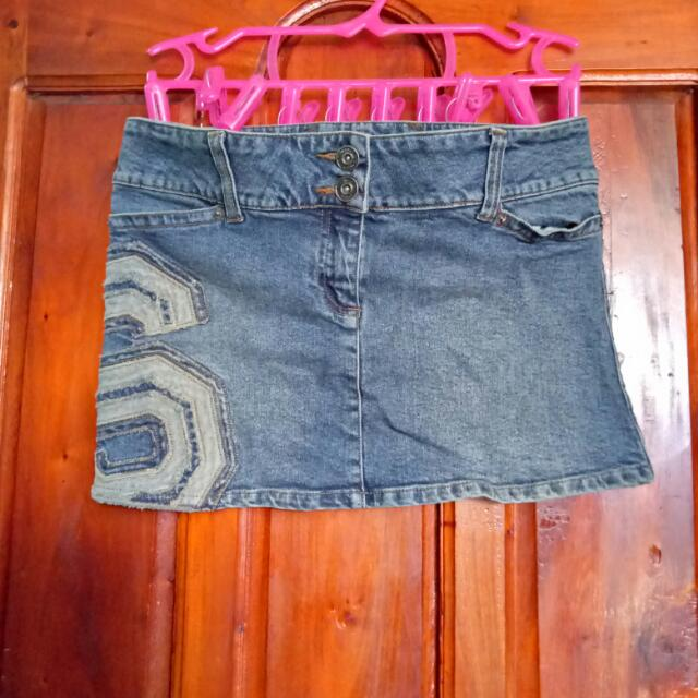 J.Lo Original Mini Skirt