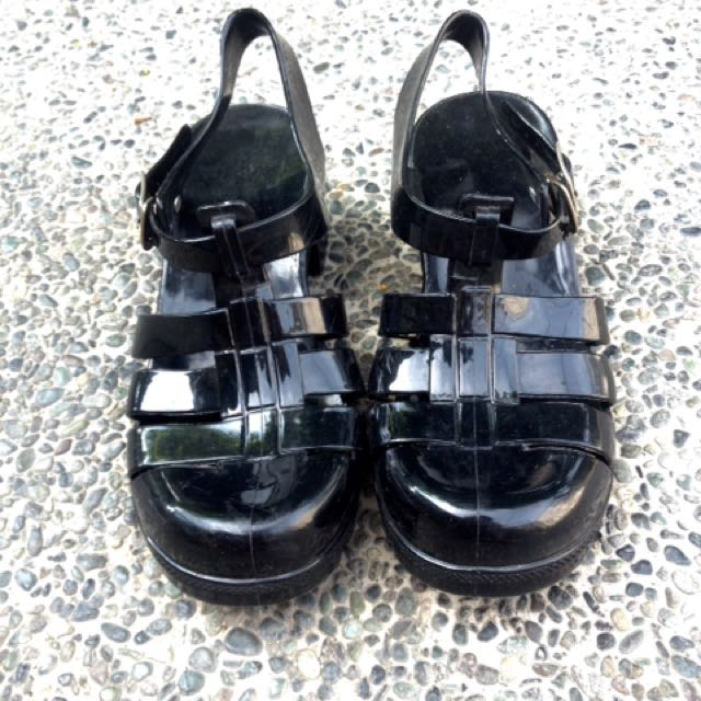 Juju/ Jelly Shoes