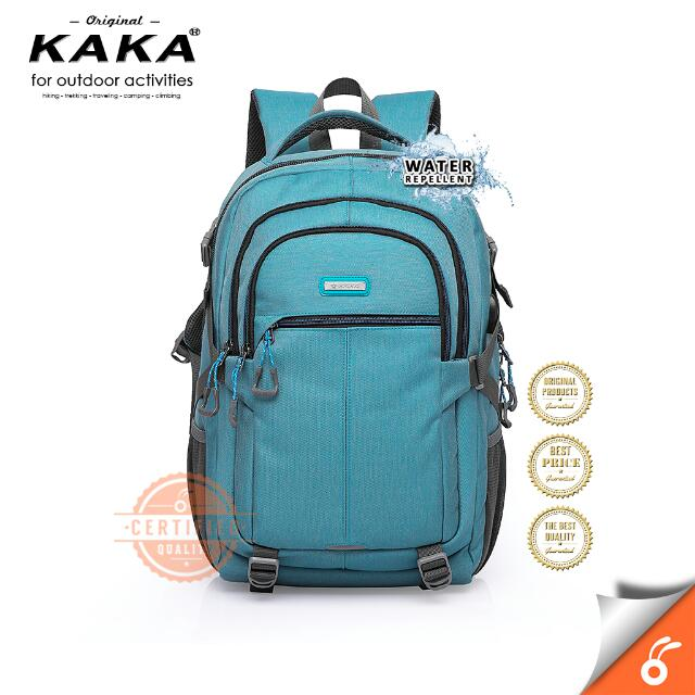 KAKA STYLISH OXFORD NYLON WEARABLE LAPTOP BACKPACK ec1027acf2c0f