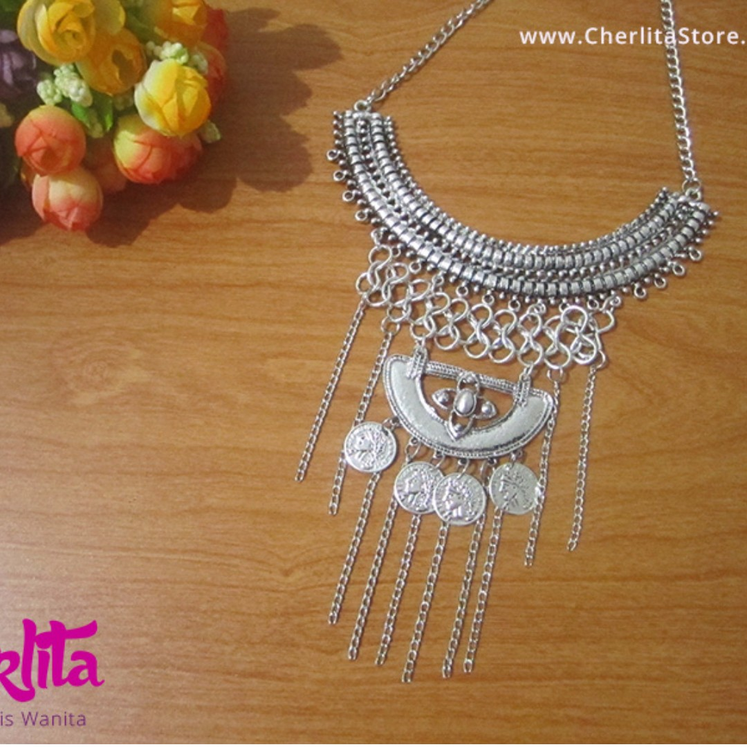 Kalung Fashion Cantik Modis