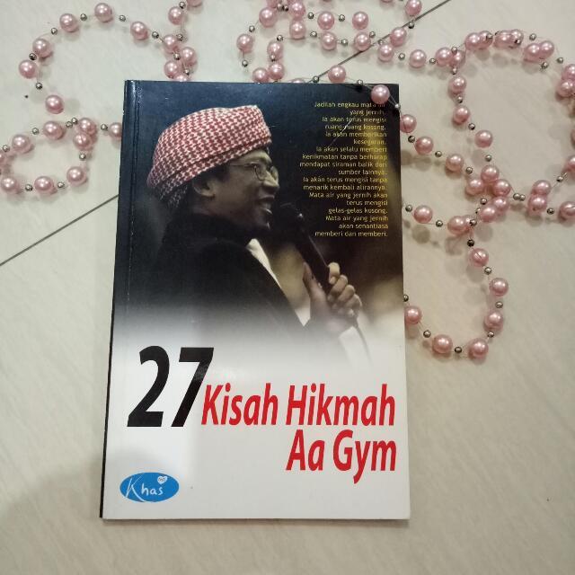 Kisah Hikmah Aa Gym