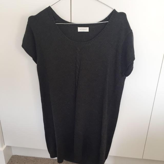 Kookai knit dress