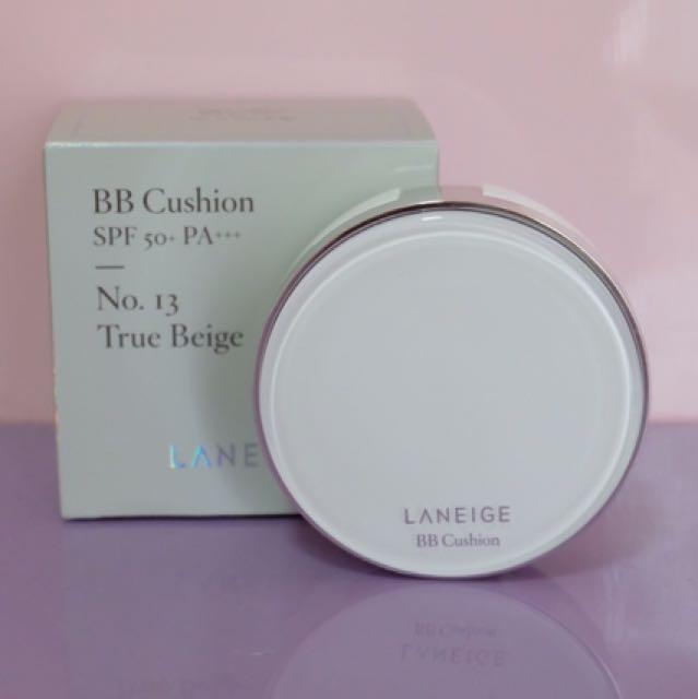 Laneige BB Cushion Whitening SPF 50+ No.13