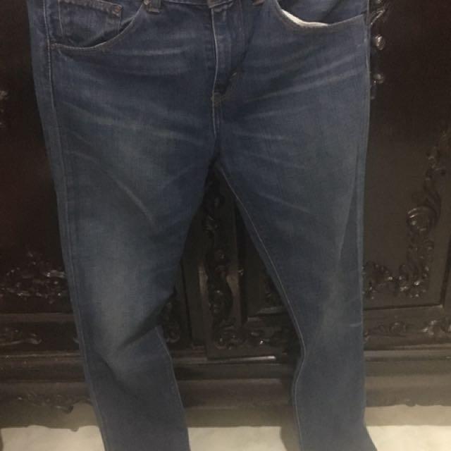 Levis's Jeans Boyfriend Cut