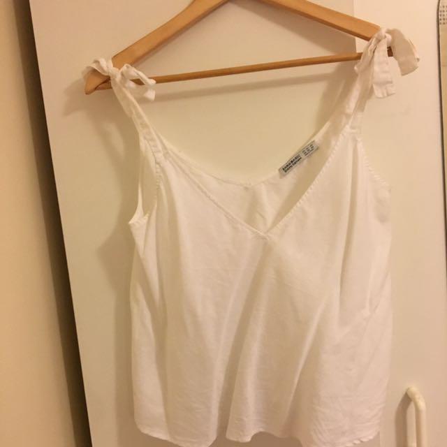 Linen Top Size XS