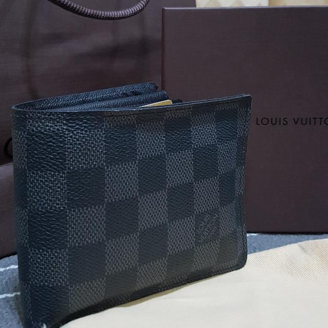 Louis Vuitton Florin Wallet