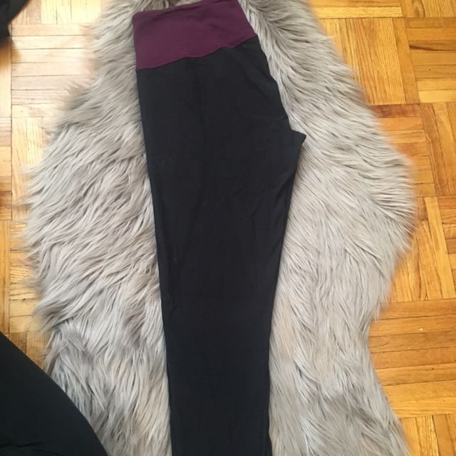Lululemon Full Length Tights