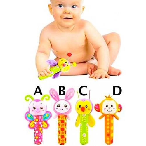 mainan baby  Rattle Stick sc-15157