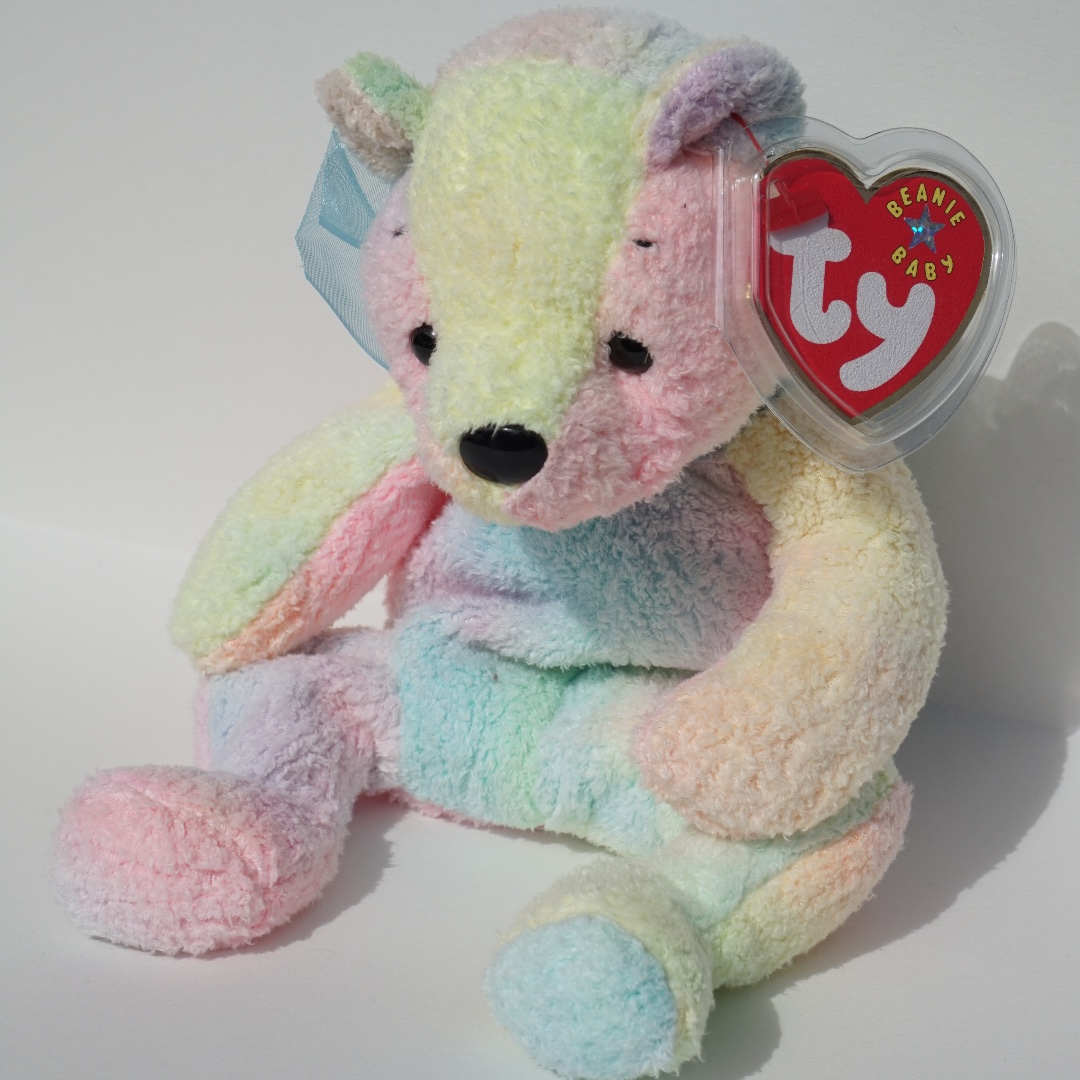 Mellow the Beanie Baby