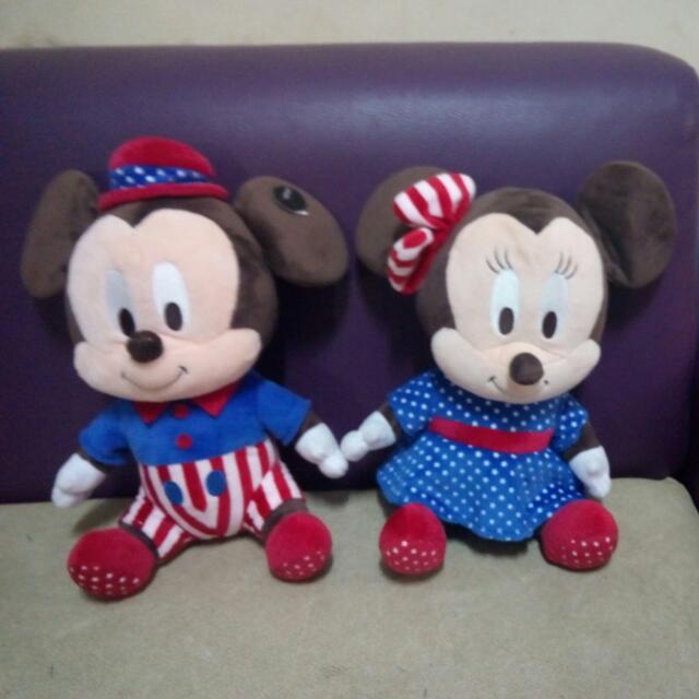 Mickey & Minnie Original Disney