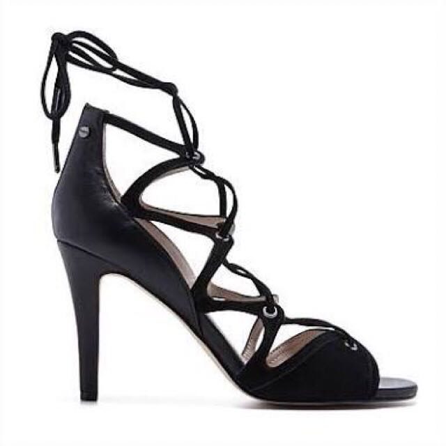 Mimco 'Bound To You' Heels, RRP $299 Size 9