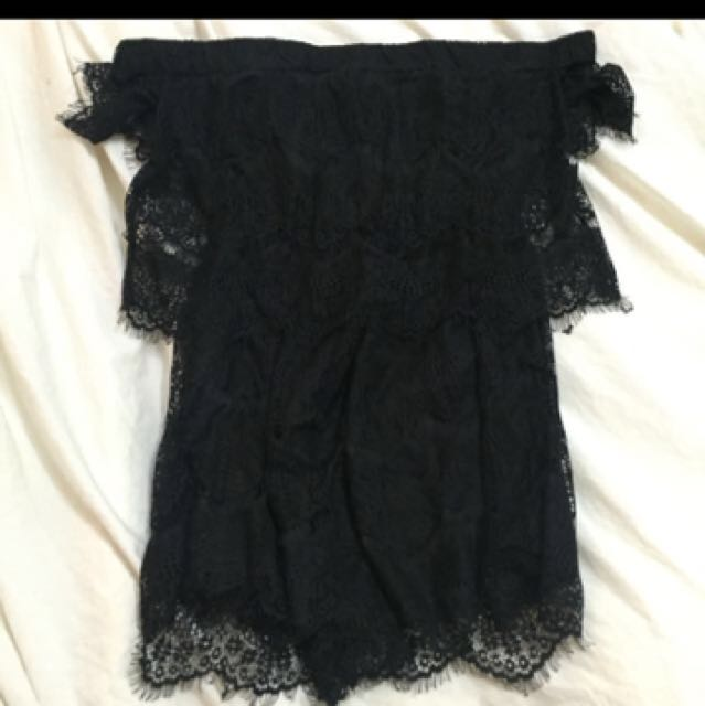 Misguided Size 8 Playsuit