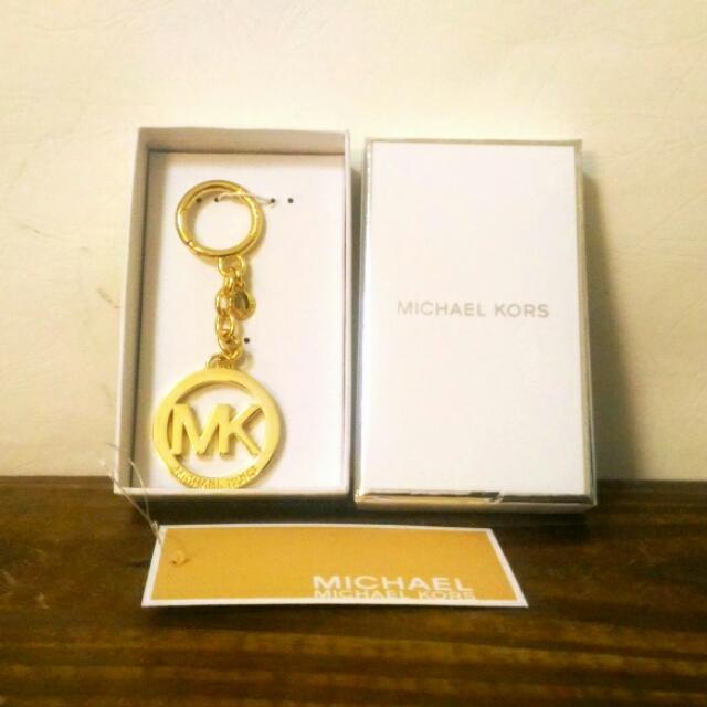 MK 鑰匙圈