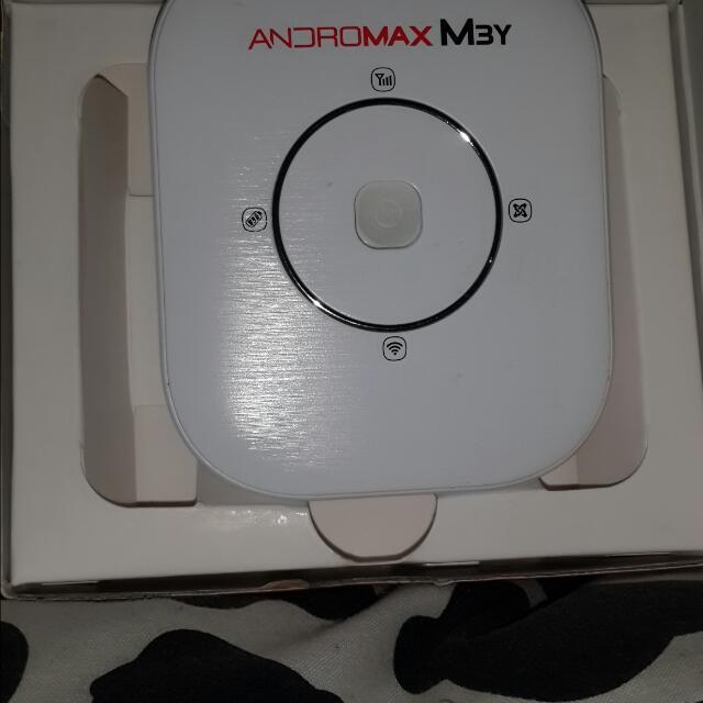 Modem Andromax M3y white.