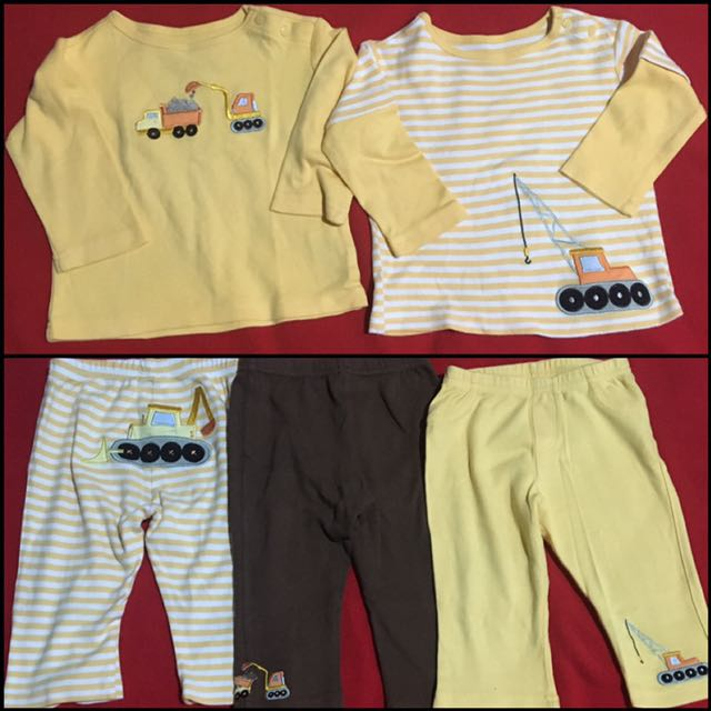 Mom N Bab Bundling Tops+Trousers