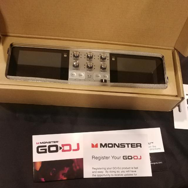 Monster Go Dj Portable Dj Equipment